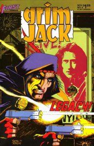 Grimjack #4 (1984)