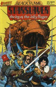 Starslayer #23 (1984)