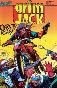 Grimjack #5 (1984)