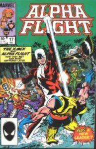 Alpha Flight #17 (1984)