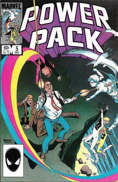 Power Pack #5 (1984)