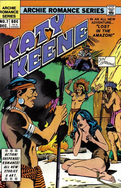 Katy Keene #7 (1984)
