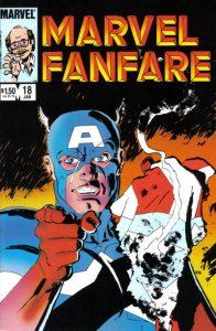 Marvel Fanfare #18 (1985)