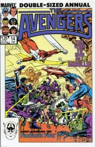 Avengers Annual #14 (1985)