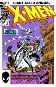 X-Men Annual #9 (1985)