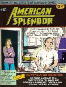 American Splendor #10 (1985)