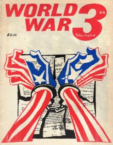 World War 3 Illustrated #4 (1985)
