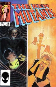 The New Mutants #23 (1985)