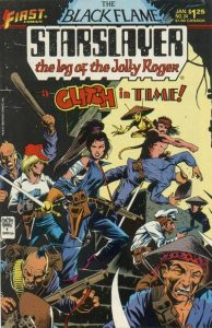 Starslayer #24 (1985)