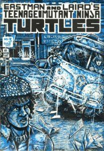 Teenage Mutant Ninja Turtles #3 (1985)