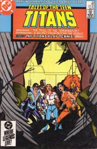 Tales of the Teen Titans #53 (1985)