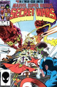 Marvel Super-Heroes Secret Wars #9 (1985)
