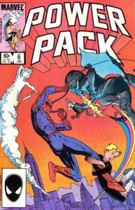 Power Pack #6 (1985)