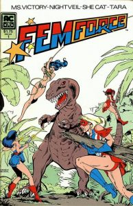 FemForce #1 (1985)