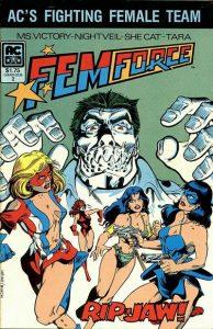 FemForce #2 (1985)