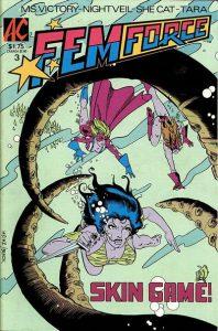 FemForce #3 (1985)