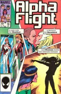 Alpha Flight #18 (1985)