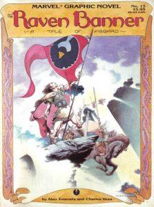 Marvel Graphic Novel #15 (1985)