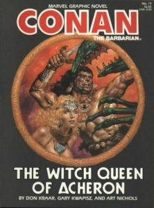 Marvel Graphic Novel #19 (1985)