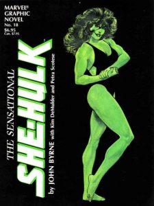 Marvel Graphic Novel #18 (1985)