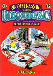 Underground Classics #1 (1985)