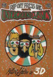 Underground Classics #12 (1985)