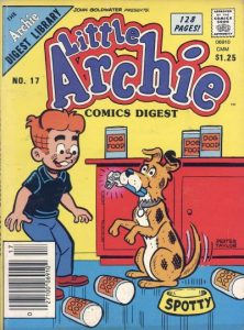 Little Archie Comics Digest Magazine #17 (1985)