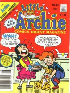 Little Archie Comics Digest Magazine #29 (1985)