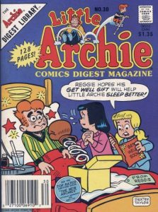 Little Archie Comics Digest Magazine #30 (1985)
