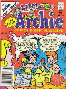 Little Archie Comics Digest Magazine #32 (1985)