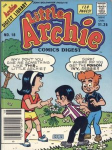 Little Archie Comics Digest Magazine #18 (1985)