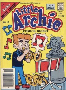 Little Archie Comics Digest Magazine #19 (1985)