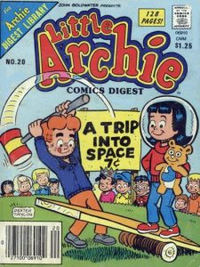Little Archie Comics Digest Magazine #20 (1985)