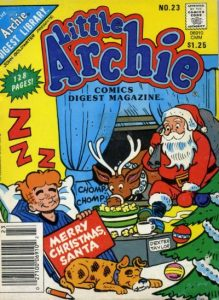 Little Archie Comics Digest Magazine #23 (1985)