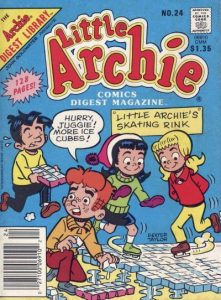 Little Archie Comics Digest Magazine #24 (1985)