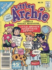 Little Archie Comics Digest Magazine #26 (1985)