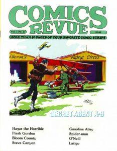 Comics Revue #11 (1985)