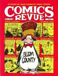 Comics Revue #22 (1985)