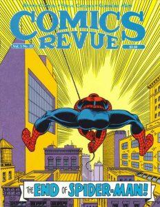 Comics Revue #23 (1985)