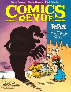 Comics Revue #24 (1985)