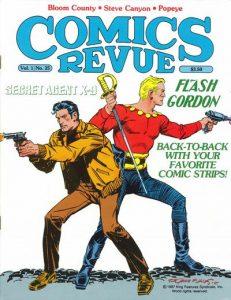 Comics Revue #25 (1985)