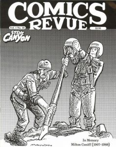 Comics Revue #30 (1985)
