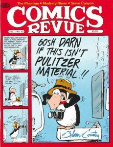 Comics Revue #32 (1985)