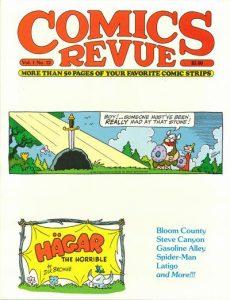 Comics Revue #12 (1985)