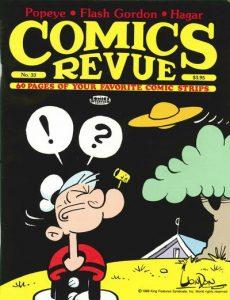 Comics Revue #33 (1985)