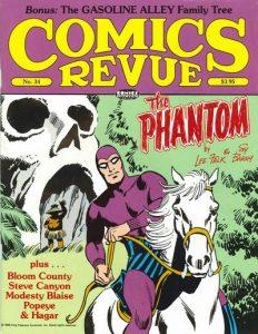 Comics Revue #34 (1985)