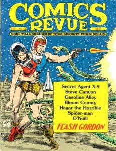 Comics Revue #13 (1985)