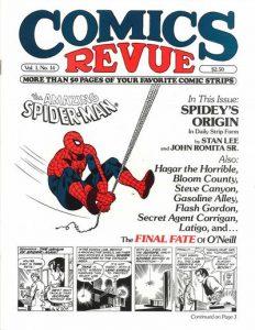 Comics Revue #14 (1985)