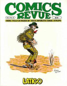 Comics Revue #15 (1985)