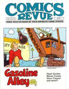 Comics Revue #16 (1985)